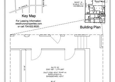 416 W Huron Suite 2 Plan